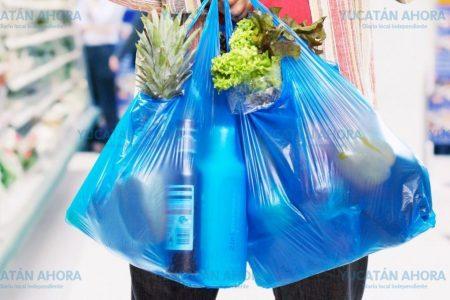 Ya es ley en Yucatán el adiós a bolsas de plástico, popotes y unicel