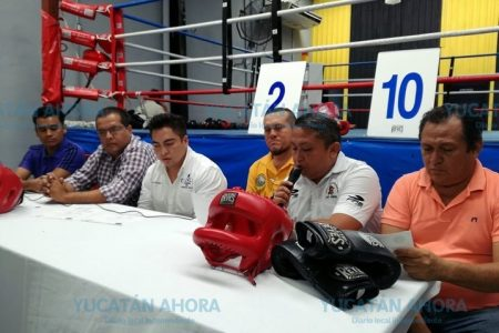 Nueva promotora de púgiles en Mérida: Armor Box