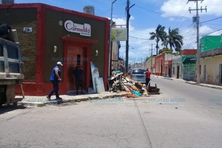 Refuerzan la recolección de cacharros en Mérida
