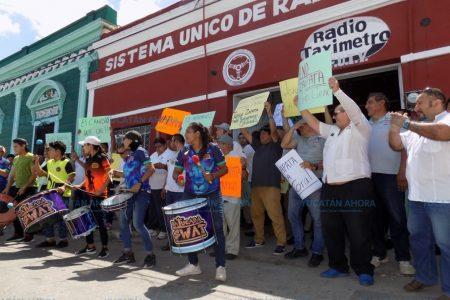 Denuncian prácticas de 'sindicalismo bárbaro' en el FUTV