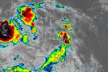 Pronostican sábado de tormentas muy fuertes en Yucatán