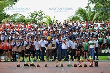 Conalep Yucatán realiza su primer Torneo Relámpago Interplanteles