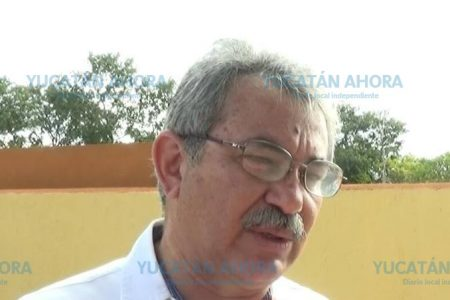Por las lluvias, refuerzan programa de bacheo en Mérida