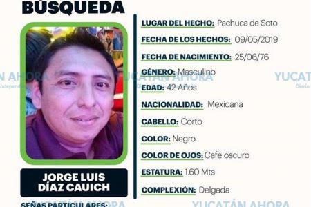Desaparece yucateco en Pachuca; iba hacia el Estado de México