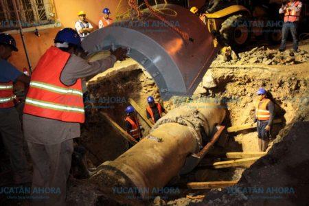 Japay pone fin a 21 años de desperdicio de agua en Mérida
