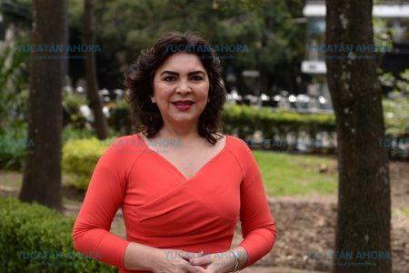 Ivonne Ortega denuncia que Peña Nieto quiere imponer a 'Alito' en el PRI