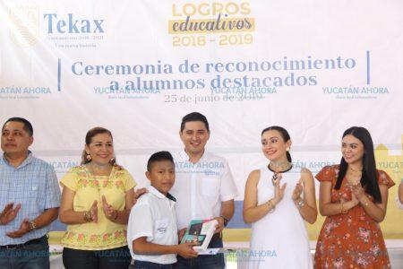 Jasiel Morales Ek, el pequeño genio del Cono Sur de Yucatán