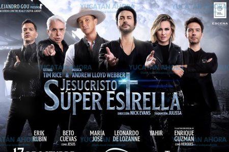 'Jesucristo Súper Estrella' se presentará en Foro GNP Seguros