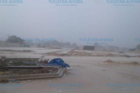 Intensas lluvias bañan Yucatán: las más fuertes en Mérida y Valladolid