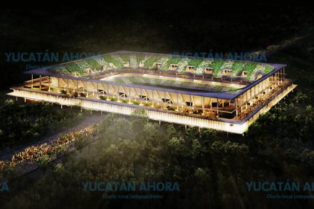 Trasciende maqueta de lo que será el nuevo estadio de Venados FC