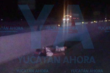 Enfiestado cubano atropella a un motociclista y se da a la fuga