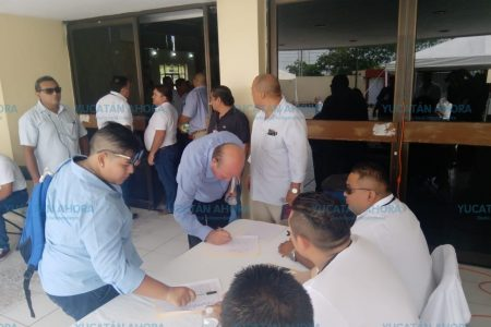 De manera tranquila, inicia el proceso electoral en el FUTV