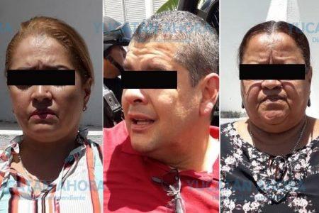 Dejan en prisión a pandilla que le robó 30 mil pesos a una abuelita
