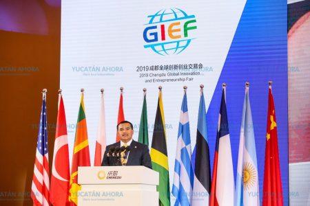 Mérida, con participación privilegiada en foro de alcaldes en China