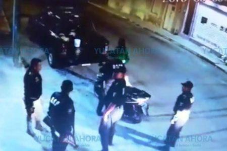 Tras denuncia ciudadana, suspenden a director de la policía de Progreso