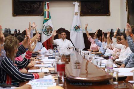 Más obras para acabar con el rezago en Mérida