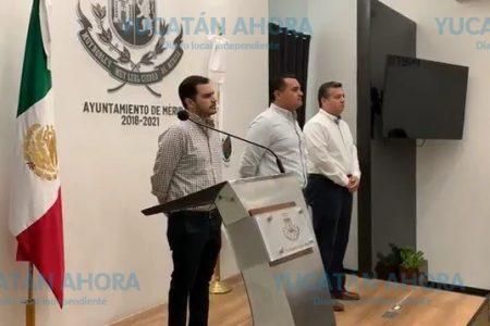 Renán Barrera anuncia diagnóstico de seguridad en parques meridanos