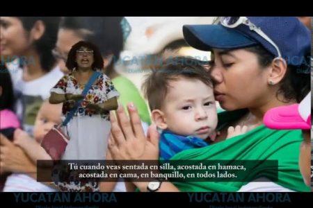 En Yucatán será delito obstaculizar que las mujeres amamanten