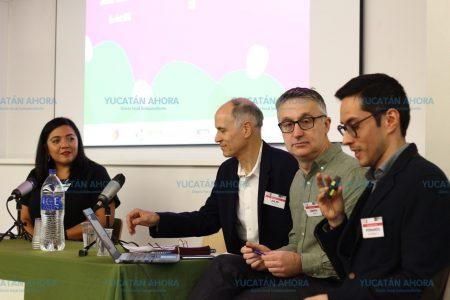 Analizan en Londres experiencias ciudadanas de Mérida