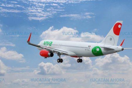 Otro avión aterriza de emergencia en Mérida