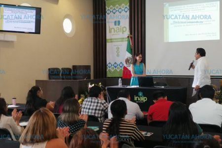 Impulsan la cultura de la transparencia en Yucatán