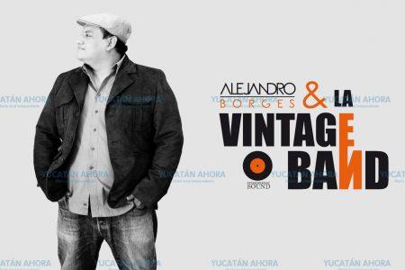 En concierto Alejandro Borges y la Vintage Band