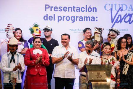Nueva propuesta para impulsar la cultura en Mérida