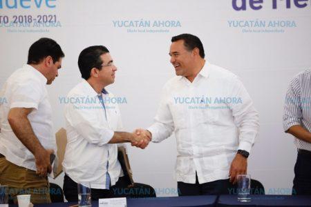 Mérida se construye mejor con participación ciudadana: Renán Barrera