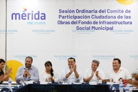Inversión histórica para el combate a la pobreza en Mérida