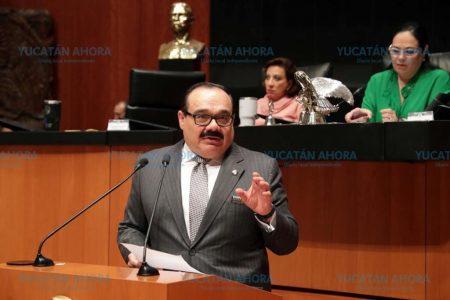 Ramírez Marín pide dar certeza a decomisos del crimen organizado