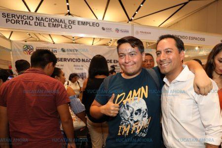 Más oportunidades de empleo para jóvenes yucatecos