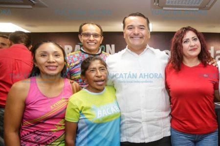 Renán Barrera presenta el Marat'hon de la Ciudad 2020
