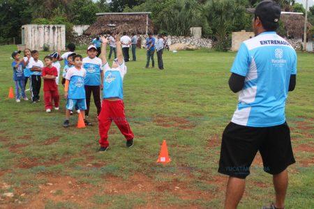 Reviven la pasión de los niños yucatecos por el beisbol