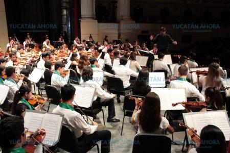 Una noche mágina con la Orquesta Sinfónica Infantil de México
