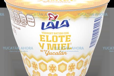 Lala lanza yogur inspirado en la miel de Yucatán
