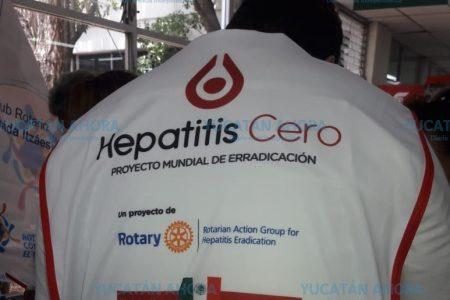 La Península de Yucatán, la región menos afectada por la hepatitis C