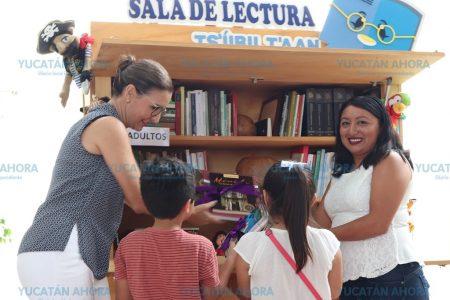 Ts'íibil T'aan, nueva sala de lectura en el Gran Museo del Mundo Maya