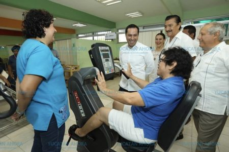 Alto compromiso con las personas con discapacidad