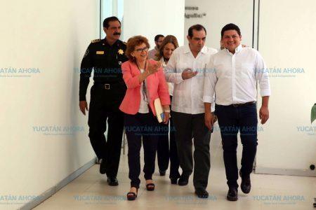 Yucatán no escatimará en seguridad