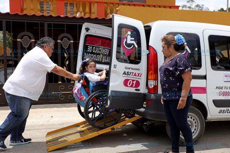 Mauricio Vila reafirma su compromiso con las personas con discapacidad