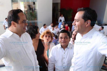 Firma el Gobernador Mauricio Vila Declaratoria de Gobierno Abierto