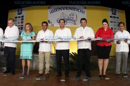 Amarran apoyo sexenal para la Feria de la Guayabera en Tekit