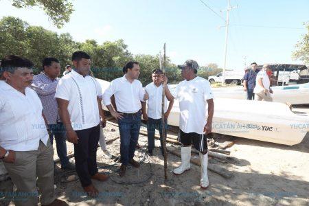 Playas y carreteras seguras y limpias en Yucatán