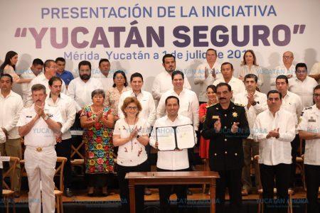 Mauricio Vila ofrece multiplicar cada peso invertido en Yucatán Seguro