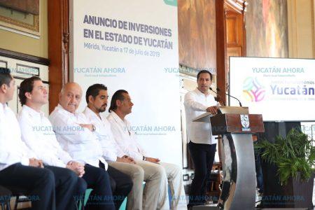 Mauricio Vila anuncia nuevas y más grandes inversiones para Yucatán