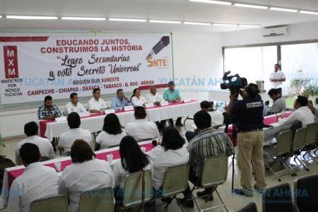 Las evaluaciones no deben perjudicar al docente: Maestros por México