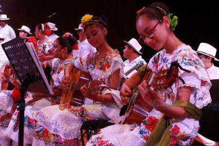 Este domingo, la Orquesta Típica Infantil y Juvenil en el Palacio de la Música