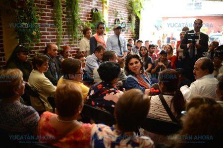 Liderazgos territoriales permitirán al PRI recuperarse: Ivonne Ortega