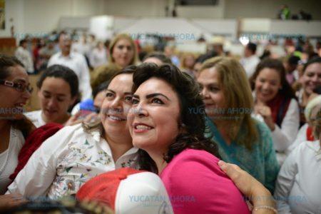 Sufro en carne propia los problemas de las mujeres: Ivonne Ortega
