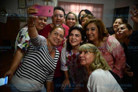 Ni PRI-MOR ni PRI-AN, la alianza del PRI es con su militancia: Ivonne Ortega